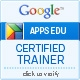 Google Certified Trainer 80x80